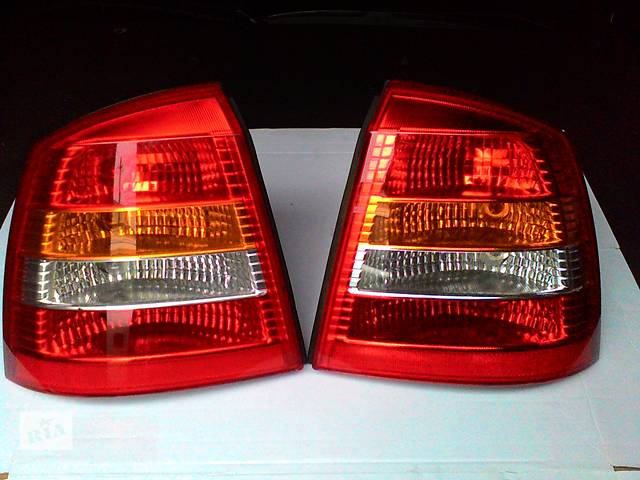 продам Б/у фонарь задний для легкового авто Opel Astra G бу в Львове