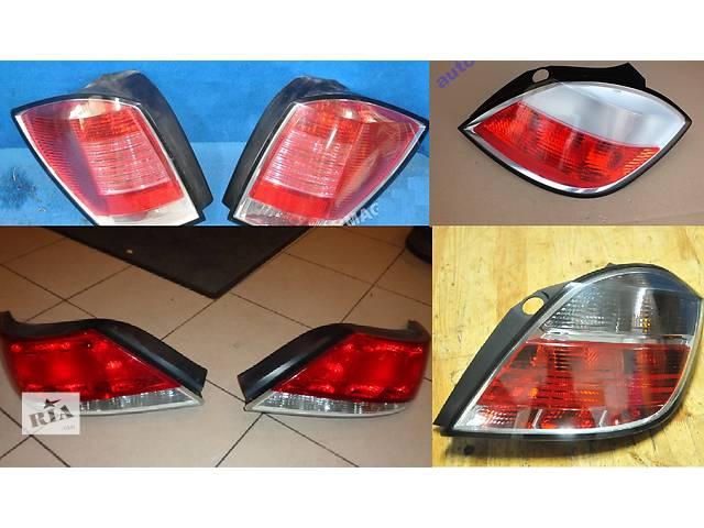 продам Б/у фонарь задний для легкового авто Opel Astra H  бу в Львове