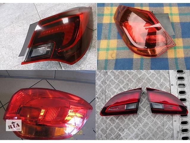 купить бу Б/у фонарь задний для легкового авто Opel Astra J в Львове