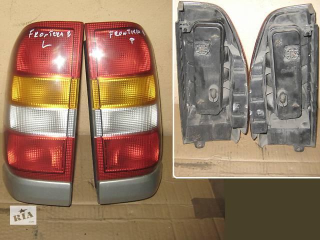 бу Б/у фонарь задний для легкового авто Opel Frontera в Львове