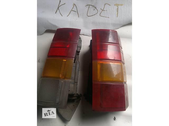 купить бу Б/у фонарь задний для легкового авто Opel Kadett в Рожнятове