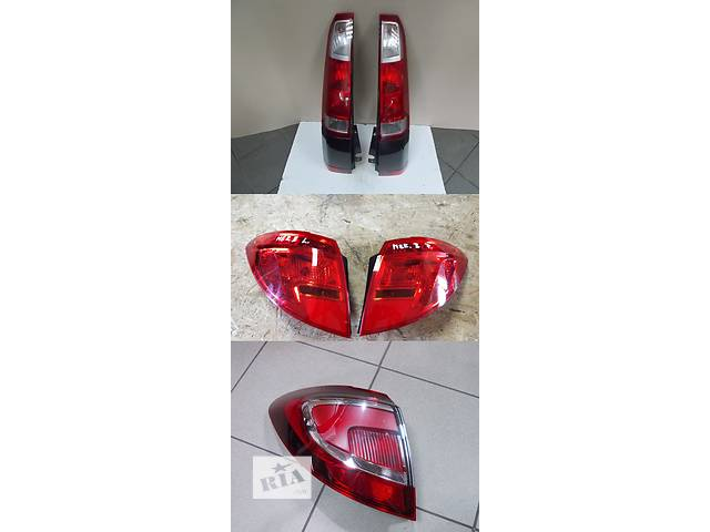 купить бу Б/у фонарь задний для легкового авто Opel Meriva в Львове