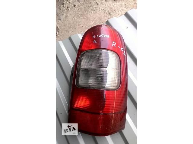 Б/у фонарь задний для легкового авто Opel Sintra- объявление о продаже  в Яворове (Львовской обл.)