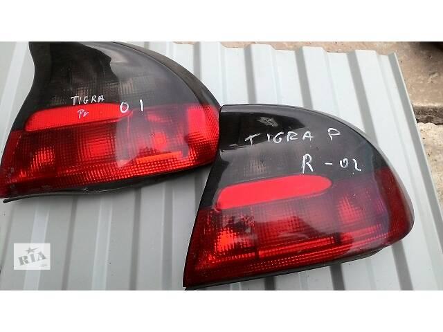 Б/у фонарь задний для легкового авто Opel Tigra- объявление о продаже  в Яворове