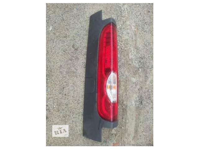 бу Б/у фонарь задний для легкового авто Opel Vivaro в Костополе