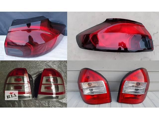 купить бу Б/у фонарь задний для легкового авто Opel Zafira в Львове