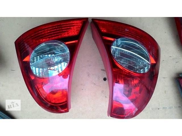 продам Б/у фонарь задний для легкового авто Renault Clio бу в Яворове (Львовской обл.)