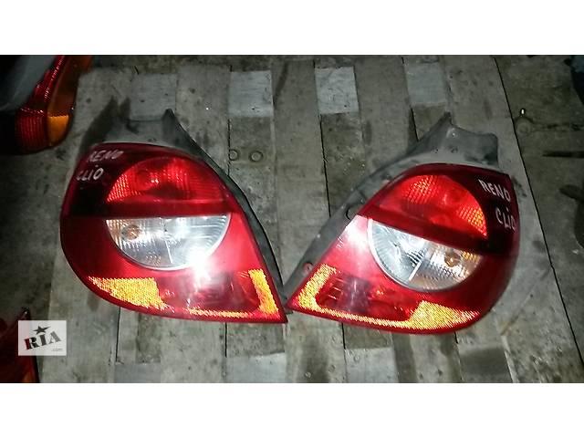 Б/у фонарь задний для легкового авто Renault Clio- объявление о продаже  в Бучаче