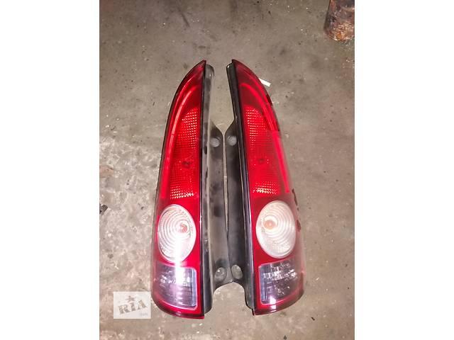 Б/у фонарь задний для легкового авто Renault Espace- объявление о продаже  в Ковеле