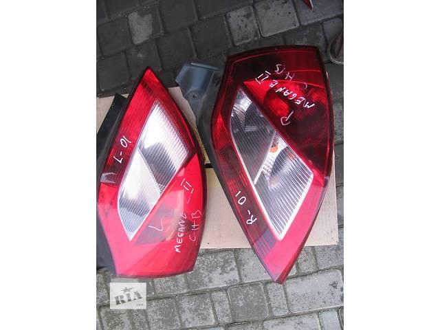 продам Б/у фонарь задний для легкового авто Renault Megane бу в Яворове