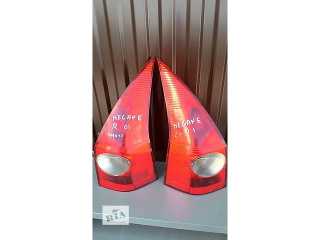 Б/у фонарь задний для легкового авто Renault Megane- объявление о продаже  в Яворове (Львовской обл.)