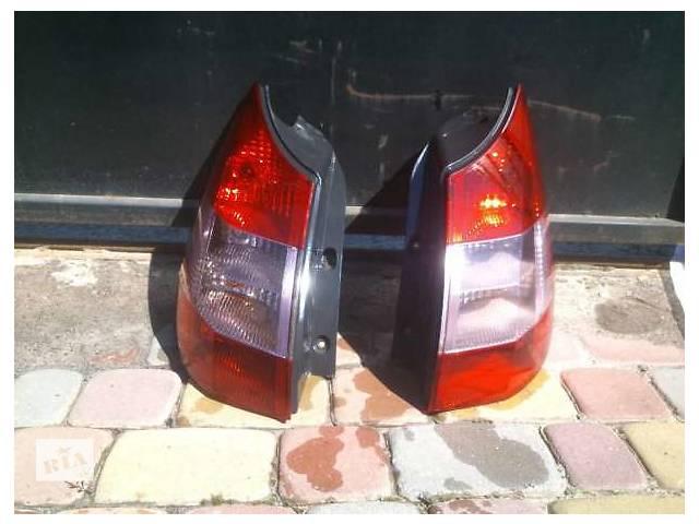 продам Б/у фонарь задний для легкового авто Renault Scenic бу в Луцке
