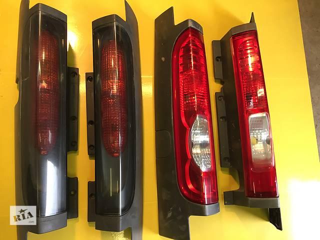 Б/у фонарь задний для легкового авто Renault Trafic- объявление о продаже  в Ковеле