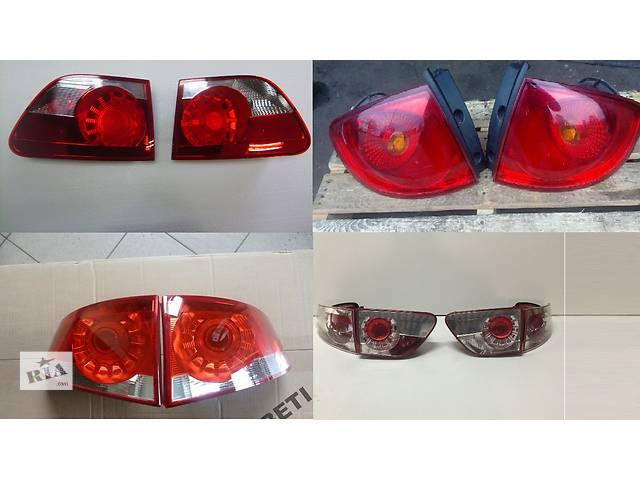 Б/у фонарь задний для легкового авто Seat Altea- объявление о продаже  в Львове