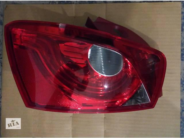 продам Б/у фонарь задний для легкового авто Seat Ibiza 5D бу в Киеве