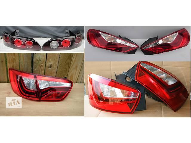 Б/у фонарь задний для легкового авто Seat Ibiza- объявление о продаже  в Львове
