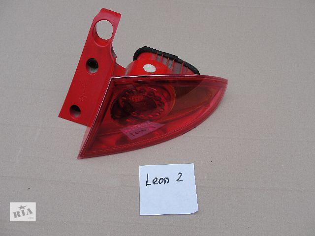 продам Б/у фонарь задний для легкового авто Seat Leon ДЕШЕВО В НАЛИЧИИ!!! бу в Львове
