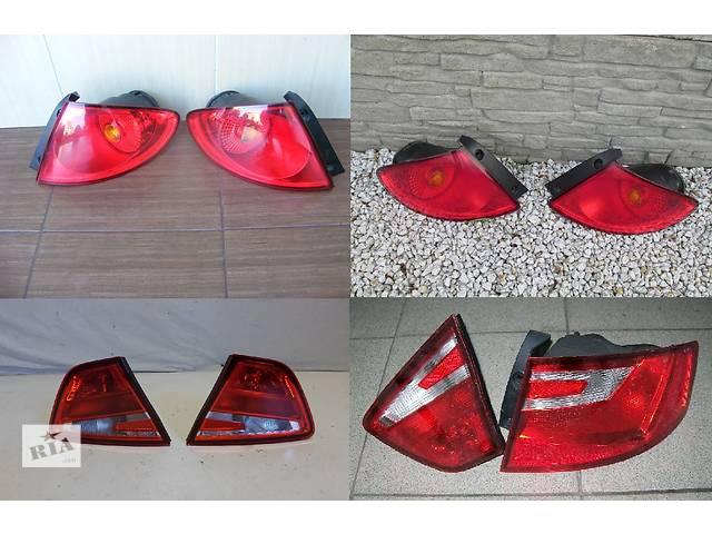 Б/у фонарь задний для легкового авто Seat Toledo- объявление о продаже  в Львове