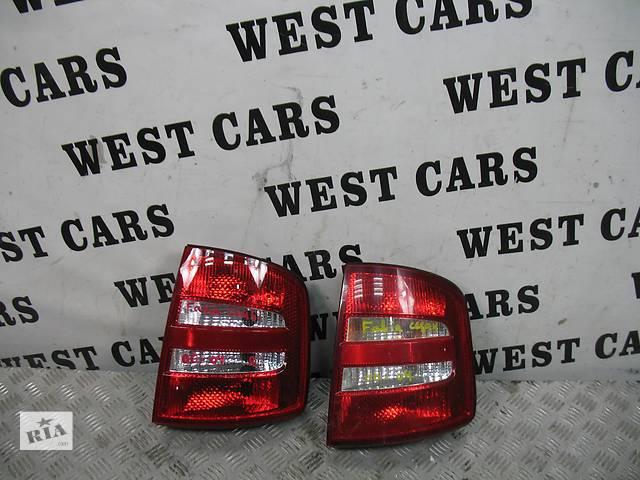 купить бу Б/у фонарь задний для легкового авто Skoda Fabia 2002 в Луцке
