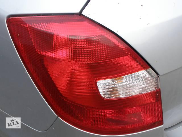 купить бу Б/у фонарь задний для легкового авто Skoda Fabia в Новой Каховке
