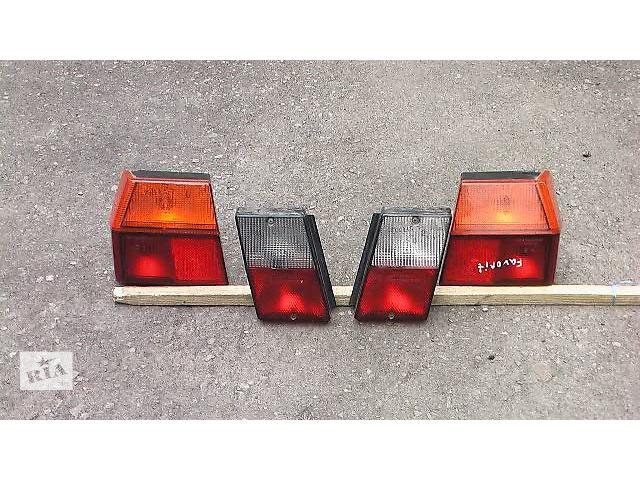 Б/у фонарь задний для легкового авто Skoda Favorit- объявление о продаже  в Сумах