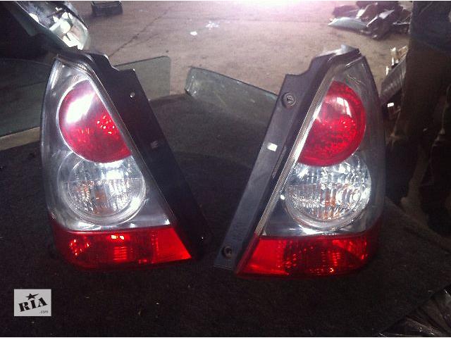 продам Б/у фонарь задний для легкового авто Subaru Forester 2006 бу в Львове