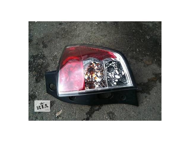 бу Б/у фонарь задний для легкового авто Subaru Forester в Ровно
