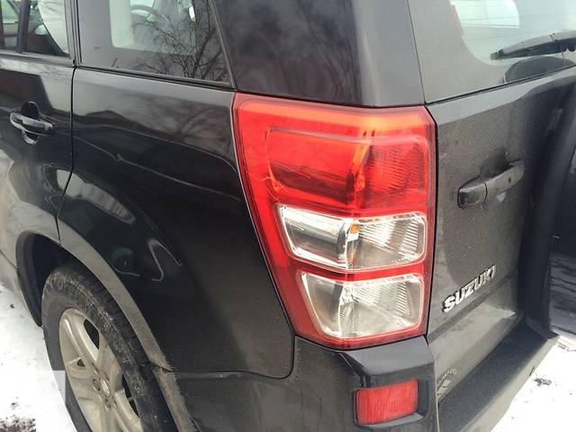 Б/у фонарь задний для легкового авто Suzuki Grand Vitara- объявление о продаже  в Киеве