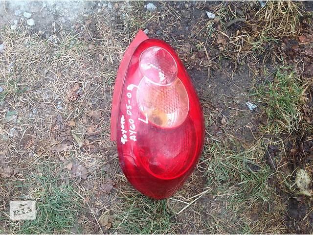 Б/у фонарь задний для легкового авто Toyota Aygo- объявление о продаже  в Ровно