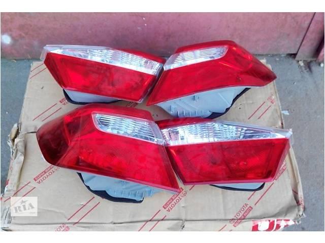 купить бу Б/у фонарь задний для легкового авто Toyota Camry 50 55 в Киеве