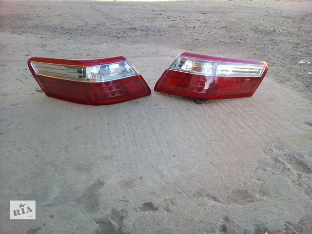 бу Б/у фонарь задний для легкового авто Toyota Camry в Луцке