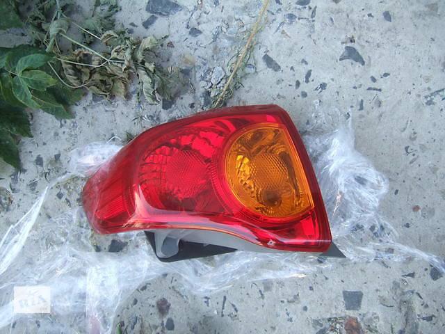 купить бу Б/у фонарь задний для легкового авто Toyota Corolla в Ровно