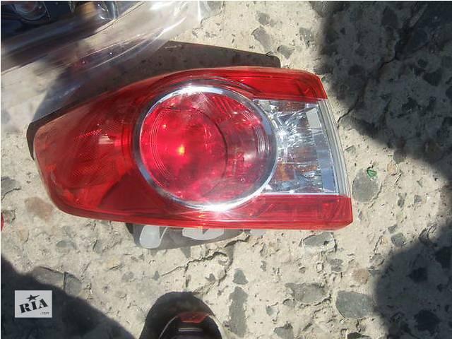 бу Б/у фонарь задний для легкового авто Toyota Corolla в Ровно