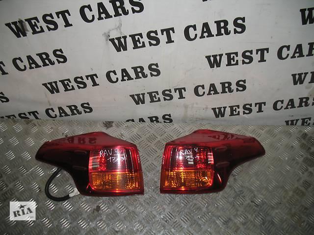бу Б/у фонарь задний для легкового авто Toyota Rav 4  2013-- в Луцке