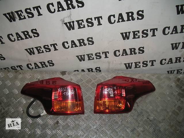 бу Б/у фонарь задний для легкового авто Toyota Rav 4 в Луцке