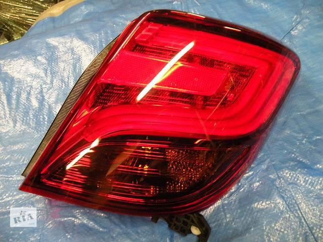 купить бу Б/у фонарь задний для легкового авто Toyota Yaris в Чернигове