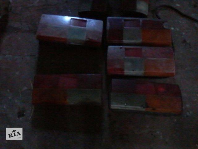 продам Б/у фонарь задний для легкового авто ВАЗ 2107 бу в Сумах