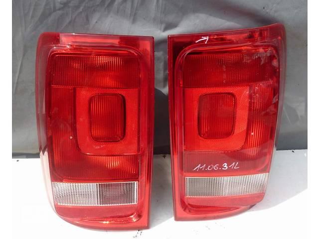 продам Б/у фонарь задний для легкового авто Volkswagen Amarok бу в Львове