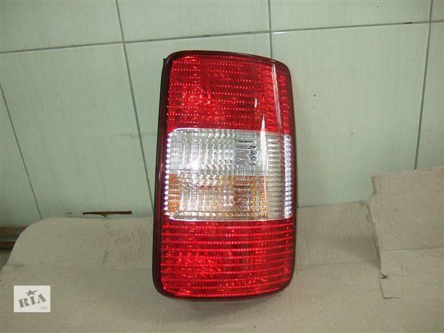 бу Б/у фонарь задний для легкового авто Volkswagen Caddy разборка в Яворове