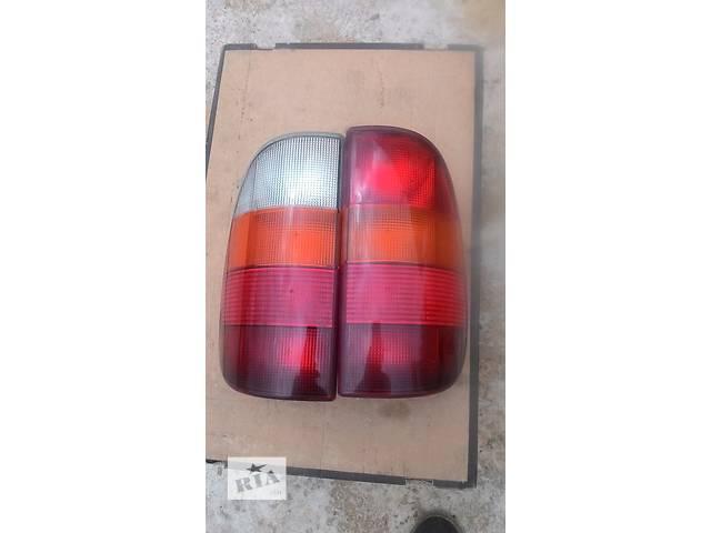 продам Б/у фонарь задний для легкового авто Volkswagen Caddy бу в Яворове