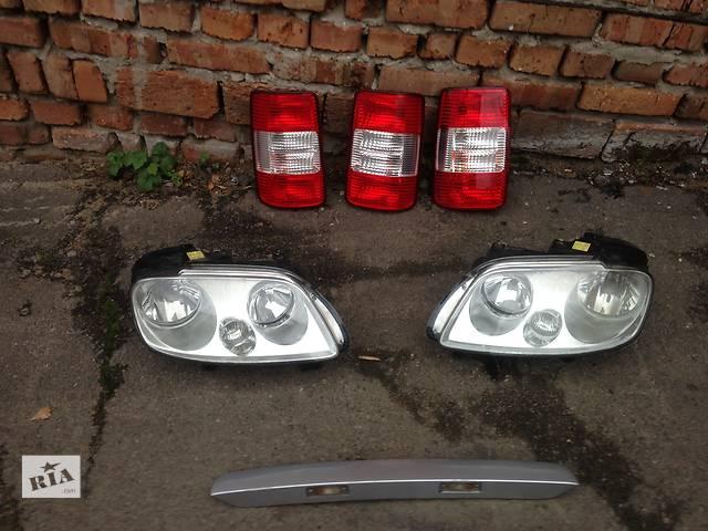 Б/у фонарь задний для легкового авто Volkswagen Caddy- объявление о продаже  в Луцке