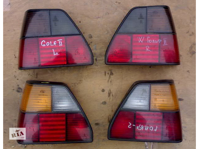 продам Б/у фонарь задний для легкового авто Volkswagen Golf II бу в Сумах