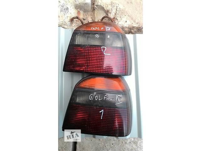 Б/у фонарь задний для легкового авто Volkswagen Golf III- объявление о продаже  в Яворове (Львовской обл.)