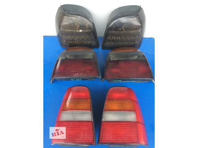 Б/у фонарь задний для легкового авто Volkswagen Golf III- объявление о продаже  в Луцке
