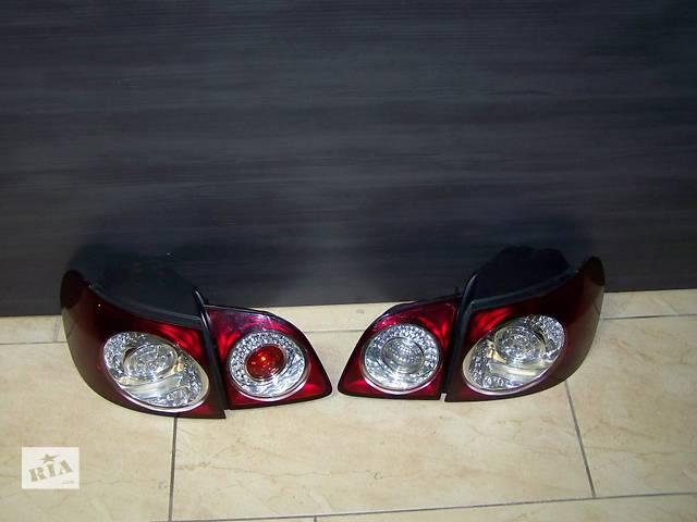 Б/у фонарь задний для легкового авто Volkswagen Golf V Plus- объявление о продаже  в Львове