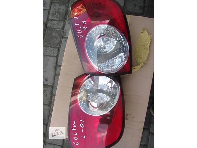 продам Б/у фонарь задний для легкового авто Volkswagen Golf V бу в Яворове (Львовской обл.)