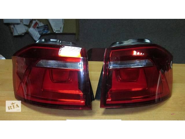 купить бу Б/у фонарь задний для легкового авто Volkswagen Golf VII Plus в Львове