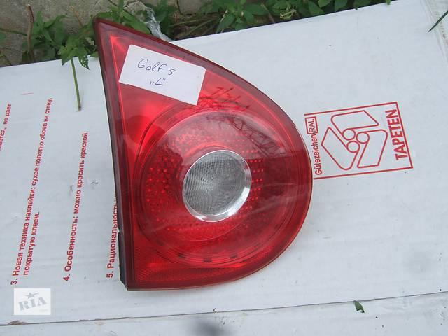 бу Б/у фонарь задний для легкового авто Volkswagen Golf в Ровно