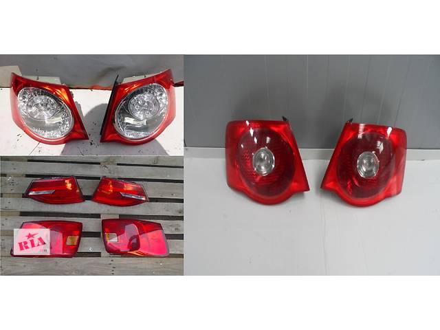 продам Б/у фонарь задний для легкового авто Volkswagen Jetta бу в Львове