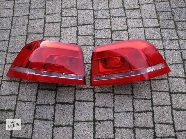 купить бу Б/у фонарь задний для легкового авто Volkswagen Passat B7 в Чернигове